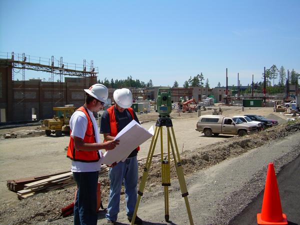 construction survey   construction surveyor